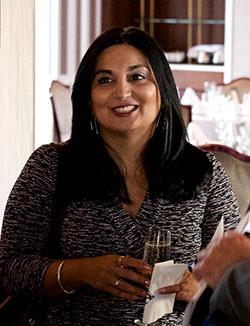 Simran Mehra, American Express
