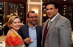 Deborah Malone, The Internationalist, Christophe Loisel, RTL; David Ross, Vitoes